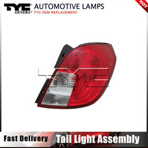 Tyc Tail Light Lamp Assembly Right 1pc For Chevrolet Captiva Sport 2013 2014