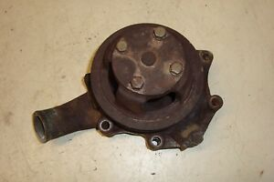 Ford 2110 Lcg Gas Tractor Water Pump 2000