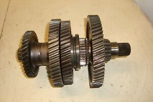 Ford 2110 Lcg Tractor 4 Speed Transmission Top Shaft 2000