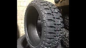 4 New Off Road Fury Country Mud Tires 35x12 50x20 35 Inch Mud Tires