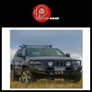 Arb Fits 2014 Jeep Grand Cherokee Wk2 Deluxe Winch Bumper Item No 3450420