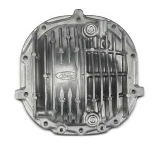Genuine Oem Ford Mustang Finned Diff Cover Aluminum Mustang 1985 2014