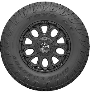 New Lt265 70r18 Toyo Open Country Ct 10ply 265 70 18 2657018 Bl