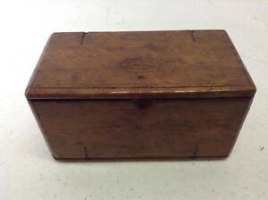 Vintage Singer Folding Wooden Puzzle Box Sewing Machine Accessories