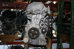 2015 Nissan Altima 2 5l Vin A 4th Digit Qr25de Engine Motor Assembly 14k Miles