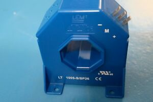 New Lem Lt 1005 s sp26 1000a Current Transducer Closed Loop Hall Effect