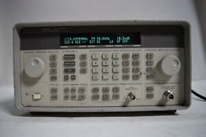 Hp 8648c Signal Generator 9 Khz 3200 Mhz Options 1e5 1e6 1ea
