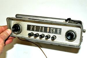 1952 Old Ford Fomoco Classic Retro Vintage Original Car Dash Radio 1