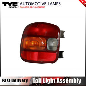 Tyc Tail Light Lamp Assembly Left 1pc For Silverado 1500 stepside Bed 1999 2003