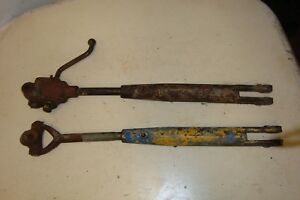 Ford 3000 Tractor 3pt Upright Arms