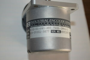 Bei Industrial Rotary Encoder H25d ss 640 abz 7406 sm16 s