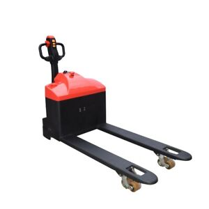 Toolots Haomai Electric Pallet Jack Electric Pallet Truck 27 X 48 3500lbs