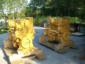 Reman Caterpillar C 15 Msx Single Turbo 550 650 Hp Regent Delete Truck Engine