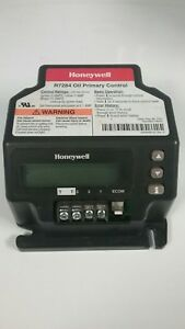 Honeywell R7284u Oil Burner Control Fits Beckett And Others Used For Two Months