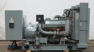 Mtu 500 Kw Diesel Generator Ds500 Epa Tier 2 Engine 2342 Hrs Csdg 2382