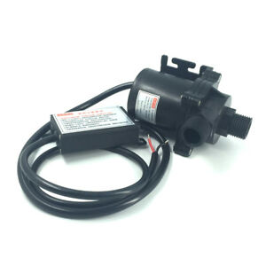 12v Dc Cpu Cooling Brushless Micro Solar Water Pump Dc50c 1230 capt2011