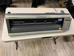 Roland Gx 24 Vinyl Cutter Local Pick Up Only