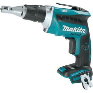 Makita 18 volt Lxt Lithium ion Brushless Cordless Drywall Screwdriver Push Drive