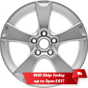 New 17 Replacement Alloy Wheel Rim For 2004 2005 2006 Mazda 3 64861
