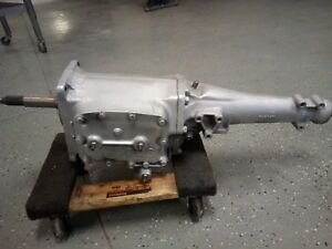 Dodge Plymouth A833od 4 Speed Overdrive Transmission 833od Gtx Roadrunner D150