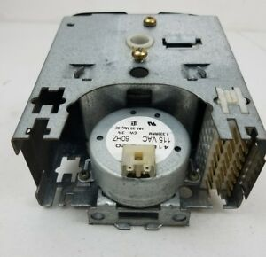 Invensys Washer Timer 800721 Speed Queen Commercial Front Load Swf261wh