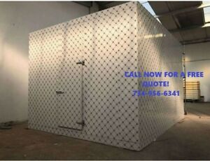 12 w X 12 d X 10 h Walk in Cooler Grade A Panels