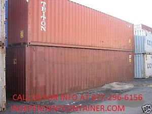 40 Cargo Container Shipping Container Storage Container In Miami Fl