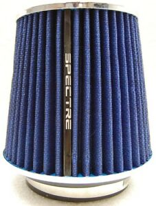 Spectre 8136 Universal Clamp On Cold Air Intake Filter 3 3 5 4 76 89 102 Mm