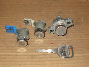1997 2003 Chevy Malibu Lock Cylinders Key For Both Front Doors And Trunk Lid
