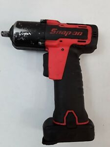 Snap On Cordless Impact Wrench W Battery And Charger Ct761ao