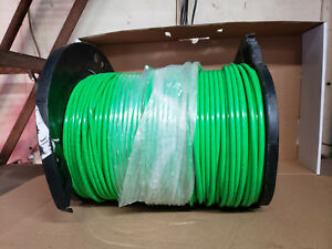 Southwire Building Wire 500 Ft 6 gauge Thhn Copper Stranded Pvc Insulated Green