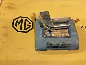 Nos Door Push Button 27h6690 1965 67 Mgb