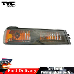 Tyc Turn Signal Parking Light Lamp Assembly Front Right 1pc For Colorado 2004 12