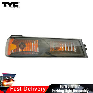 Tyc Turn Signal Parking Light Assembly Front Right 1pc For Colorado Lt 2004 2012
