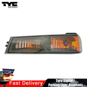 Tyc Turn Signal Parking Light Lamp Assembly Front Left 1pc For Colorado Lt 04 12
