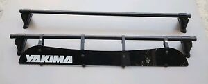 Yakima Roof Rack 48 Bars With 4 Q Towers And 44 Wind Faring