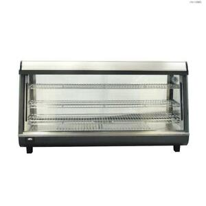 Toolots Rtr 186l 48 Countertop Heated Bakery Display Case