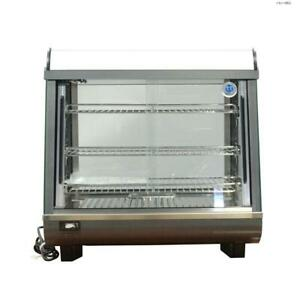 Toolots Rtr 96l 27 Countertop Heated Bakery Display Case
