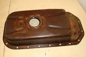 1955 Ford 860 Tractor Engine Oil Pan 800