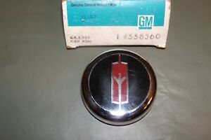 1977 Oldsmobile 77 Olds Cutlass Nos Center Cap 558360 N67 Rally Wheels