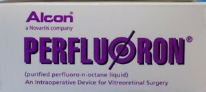 Alcon 8065900163 Perfluoron Surgical Kit 5ml