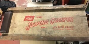 Vintage Lisle Jeepers Creeper Model J All Original