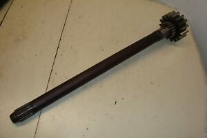 Ford 900 Tractor Rear Drive Axle