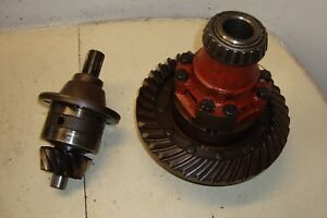 Ford 900 Tractor Rear Differential Ring Pinion Gears