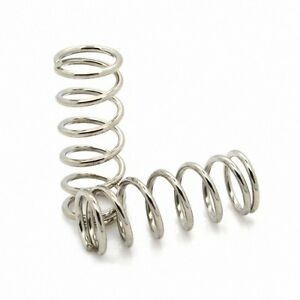 90pcs 304 Stainless Steel Helical Compression Spring Kit wire Dia 0 3 0 6mm