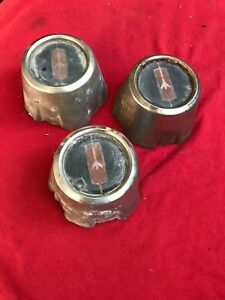 Oldsmobile Cutlass Supreme Rally Wheel Center Caps Set Of 3 1103