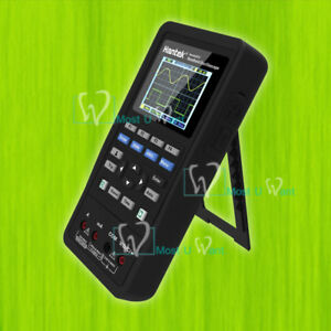 2 In1 Handheld Digital Oscilloscope Signal Source Multimeter 40mhz 2ch Dmm