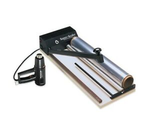 Traco Super Sealer Portable Shrink Wrap System Model Ss 40ss With Heat Gun
