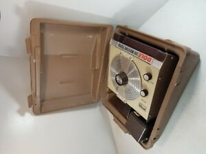 Vintage Dole Model 400 Grain Moisture Tester In Hard Case