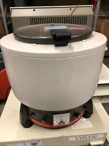 Iec Hn sii Centrifuge With 6 place Rotor Fully Tested Works Well